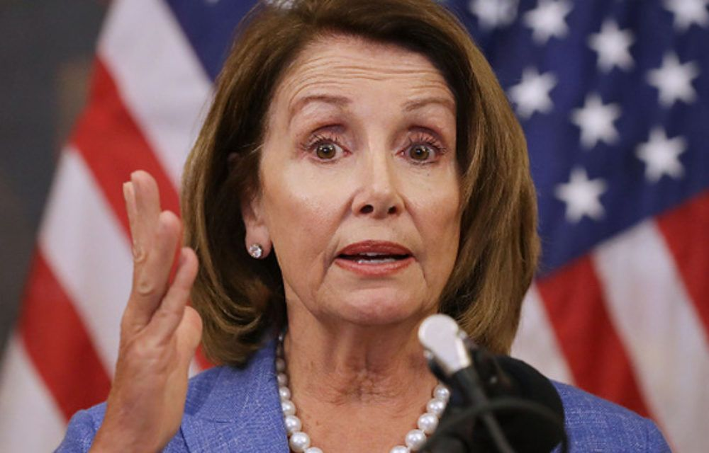 Pelosi just tried slamming Mike Flynn, fails miserably, backfires INSTANTLY…