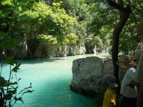 Evia, Greece Hot Springs