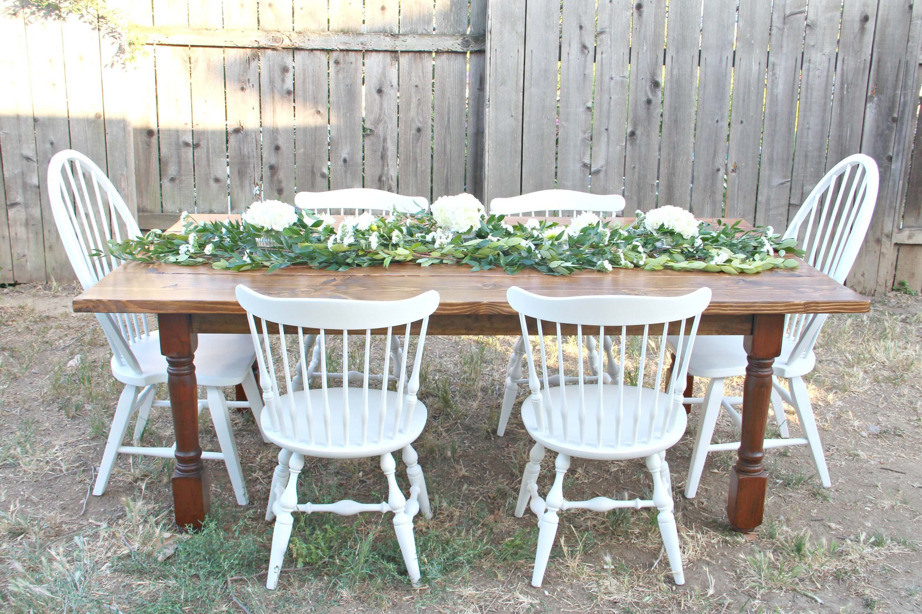 how to build a farmhouse table diy farmhouse table build a farmhouse table diy dining table on farmhouse kitchen table diy id=94101