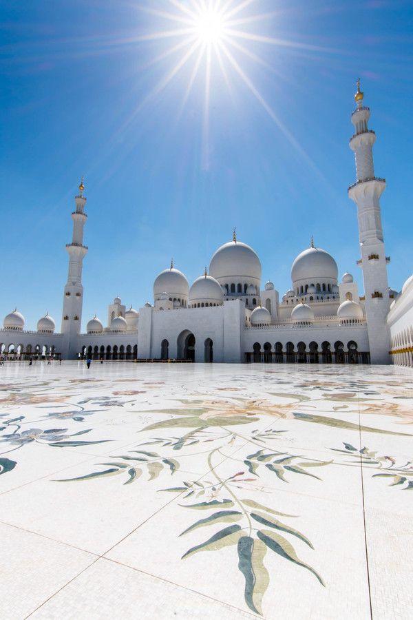 مسجد الشيخ زايد By Abdulla Alkaabi On 500px Travel Photos Travel Photo