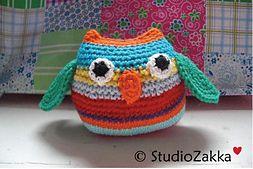 Ravelry: Little Owlicious pattern by Studio Zakka