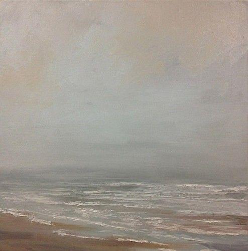 Annie Wildey, Ocean 0649 2012, Oil on canvas