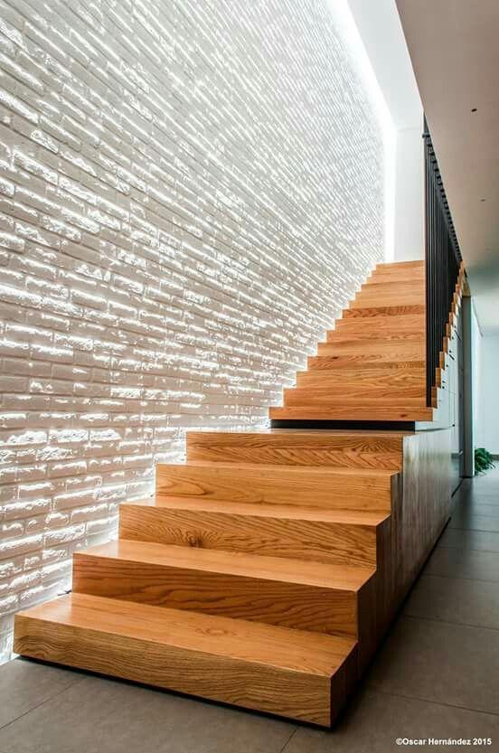 Pin de Daniel Botero en Elementos Pinterest Escalera - Diseo De Escaleras Interiores