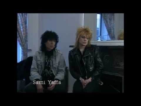 Michael Monroe & Sam Yaffa New Yorkissa 1994 - YouTube