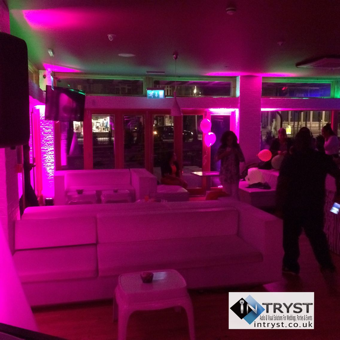 HDO, South Woodford | Party Ideas | Pinterest
