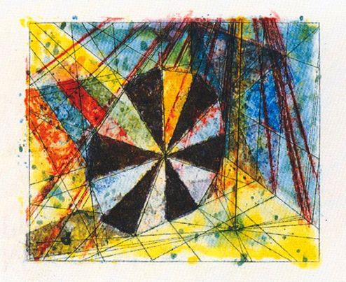 ronald davis abstract art pinterest