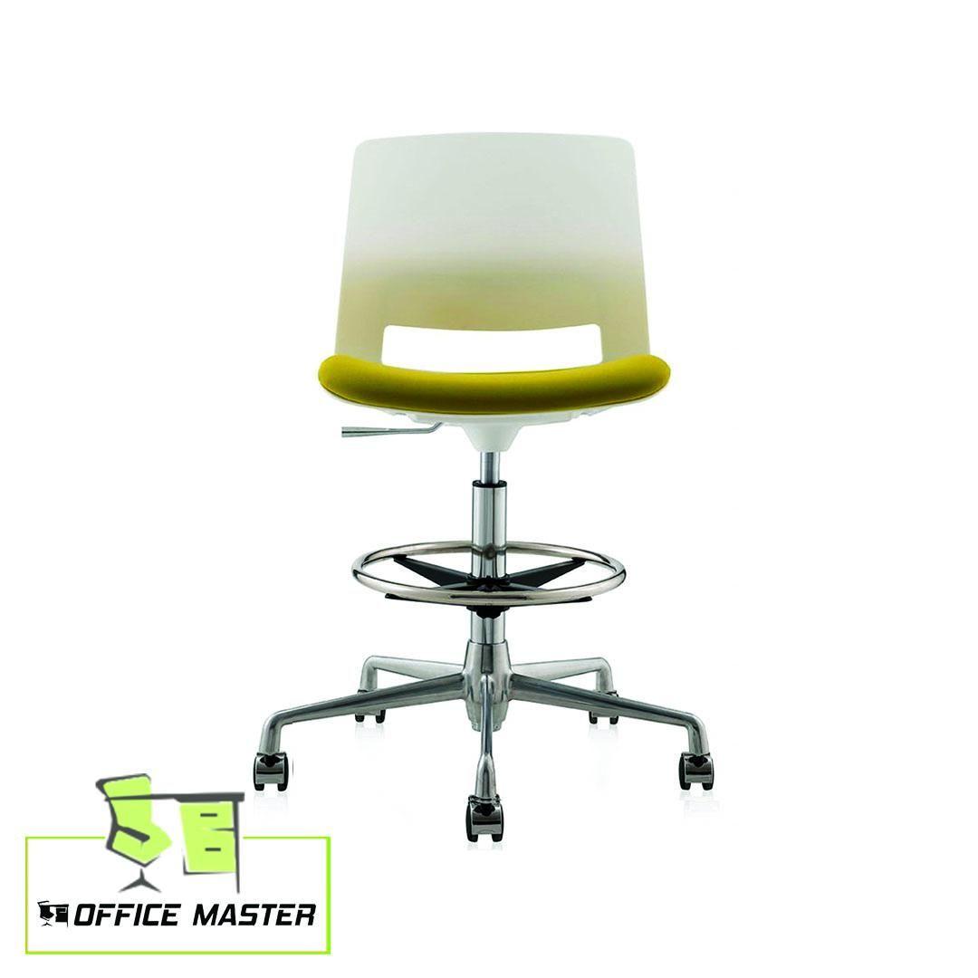 Evo 7 Leisure Stool 350 00 Exc Tax Modern Design Hight Stool Leisure Chair Plastic Backres Office Furniture Modern Office Furniture Online Mesh Office Chair