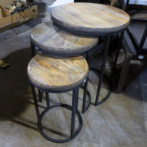 51800559f224d Urban Round Nesting Table