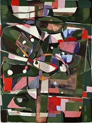 Thomas Solomon Gallery: Brad Eberhard