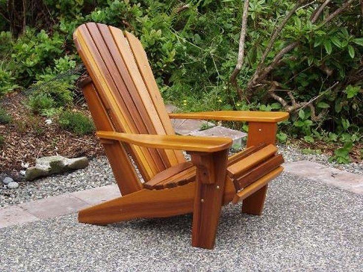 Beautiful adirondack cedar chairs 25 best ideas about