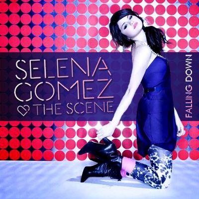 Falling Down Is The 1st Single Fro Selena Gomez The Scene S Debut Album Kiss Tell Selena Selena Gomez Falling Down