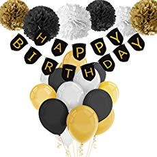 15 Fun 80th Birthday Party Ideas