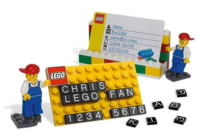 Lego Desk Business Card Holder Business Card Holders Custom Business Card Holder Business Cards