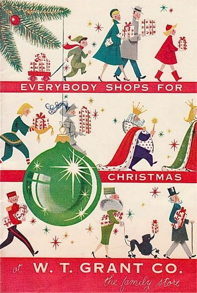Vintage Christmas catalogs | ❄️Old Fashion Christmas❄ | Vintage