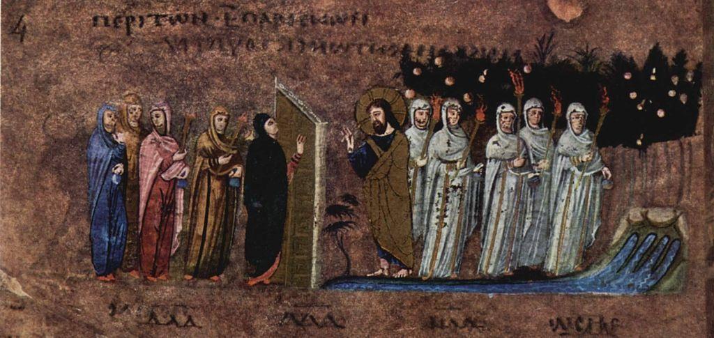 Image result for ten wise virgins