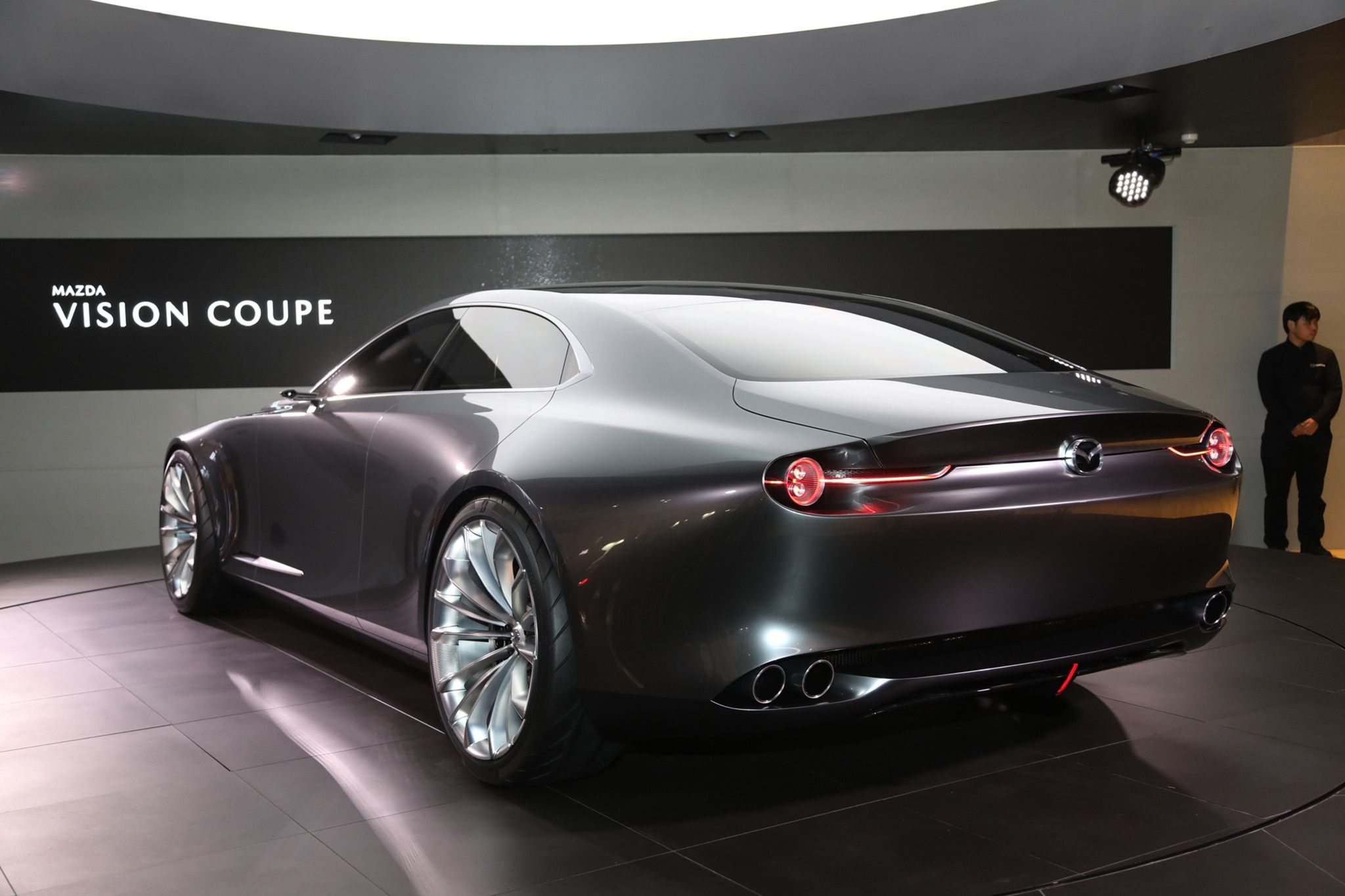 Mazda Vision Coupe 2020 Redesign And Release In 2020 Concept Cars Mazda Car