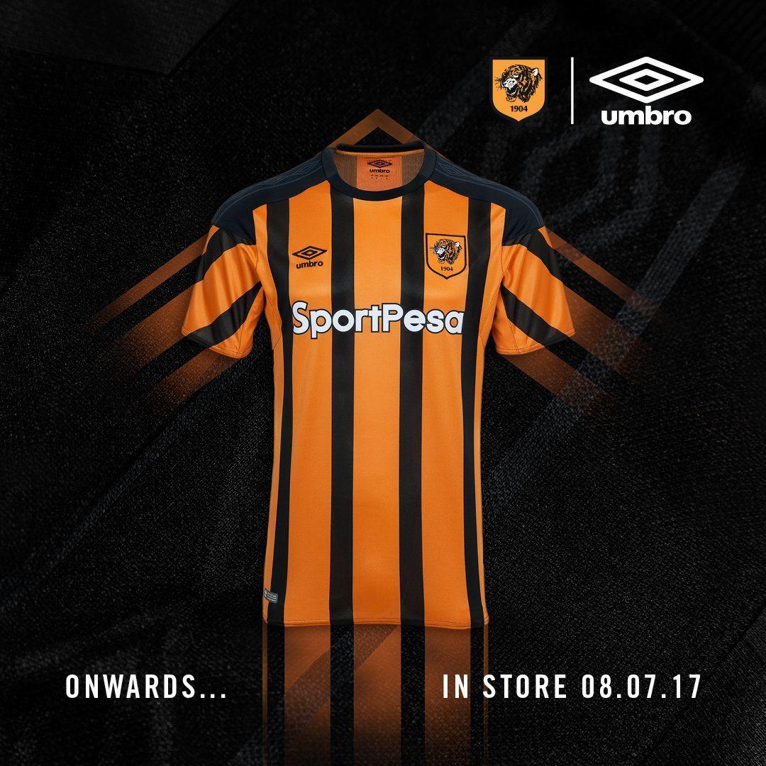 Download Camisas Do Hull City 2017 2018 Umbro Mantos Do Futebol Hull City Camisa Camisas De Futebol