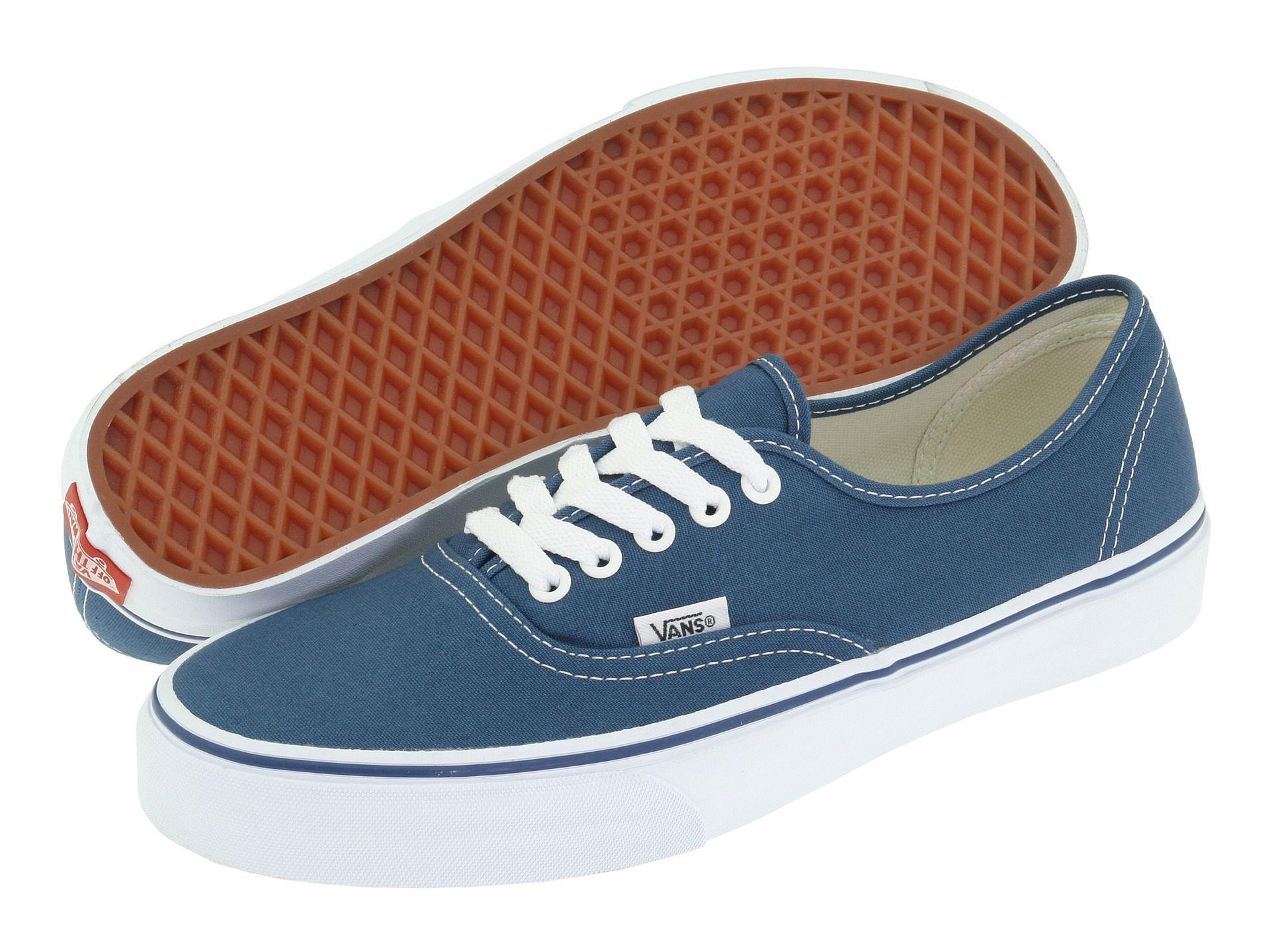 vans new era azul