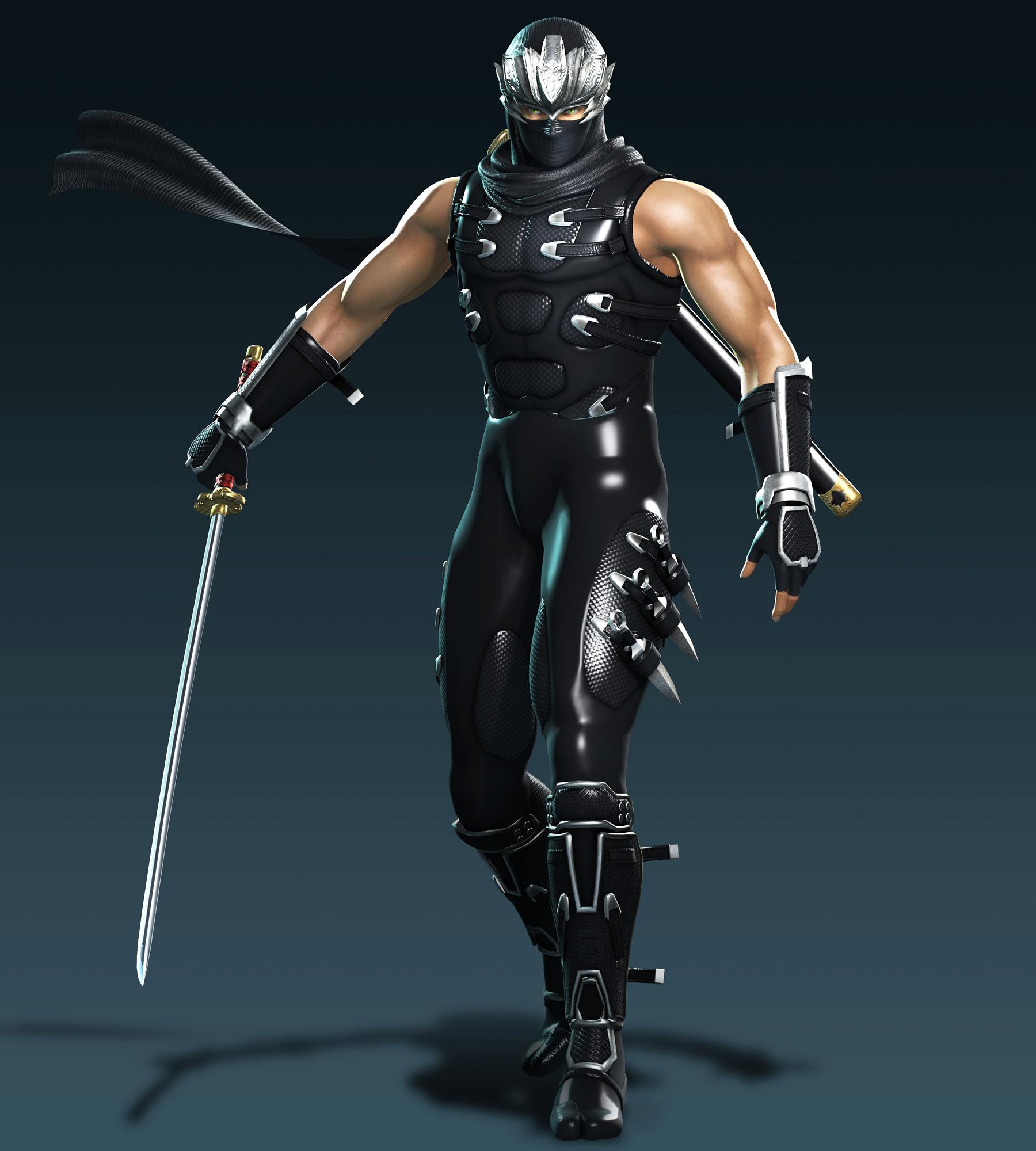 Warriors Orochi 3 Ultimate Ryu Hayabusa: Video Game Characters