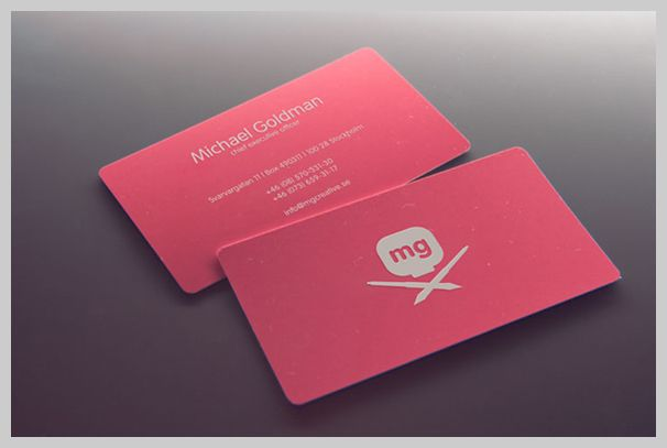 17 pink business cards for creative inspiration business cards 17 pink business cards for creative inspiration reheart Image collections