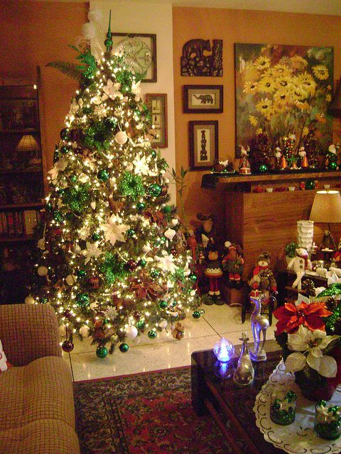 Christmas Tree 2012 by Florecita B •●✿ *\(^o^)/*, via Flickr