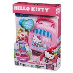 @Overstock - This Hello Kitty Ice Cream Shop Playset comes with a collectible figurine and special carrying case. This Hello Kitty playset features a buildable table, chair and three different colored ice cream tops with cones.http://www.overstock.com/Sports-Toys/Mega-Brands-Hello-Kitty-Ice-Cream-Shop-Playset/6959009/product.html?CID=214117 $20.99