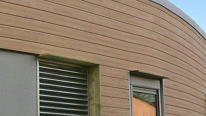 wpc werzalit facade panel pinterest. Black Bedroom Furniture Sets. Home Design Ideas