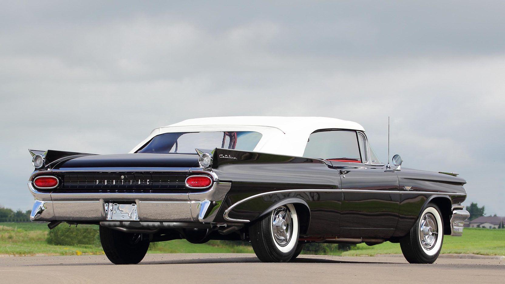 1959 Pontiac Catalina Convertible 3 Print Image