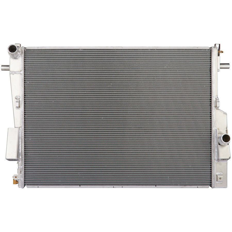 medium resolution of 4 row radiator for 2008 2010 ford f250 f350 f450 f 550 super duty 6 4l v8 diesel
