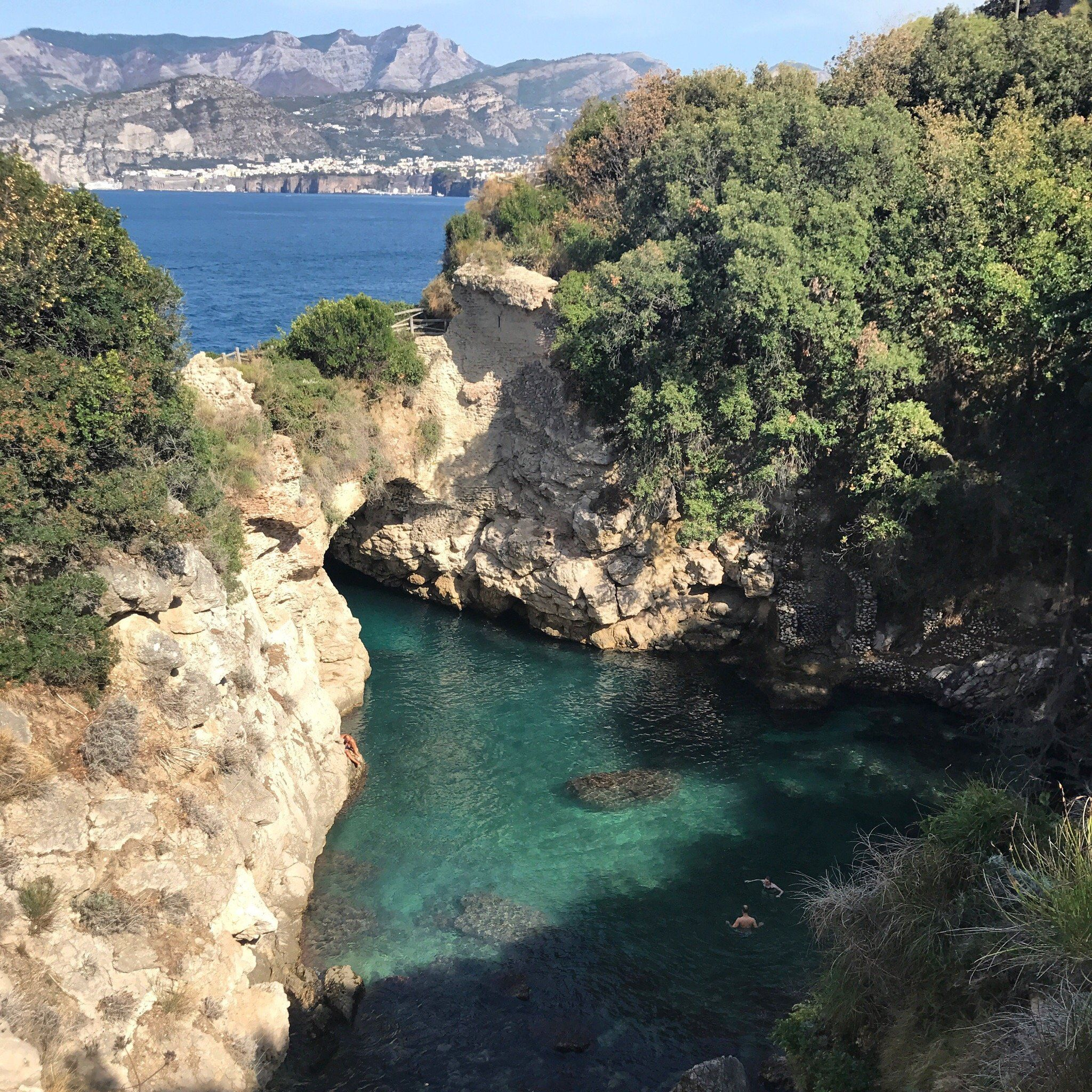 Bagni della Regina Giovanna (Sorrento, Italy): Top Tips Before You ...