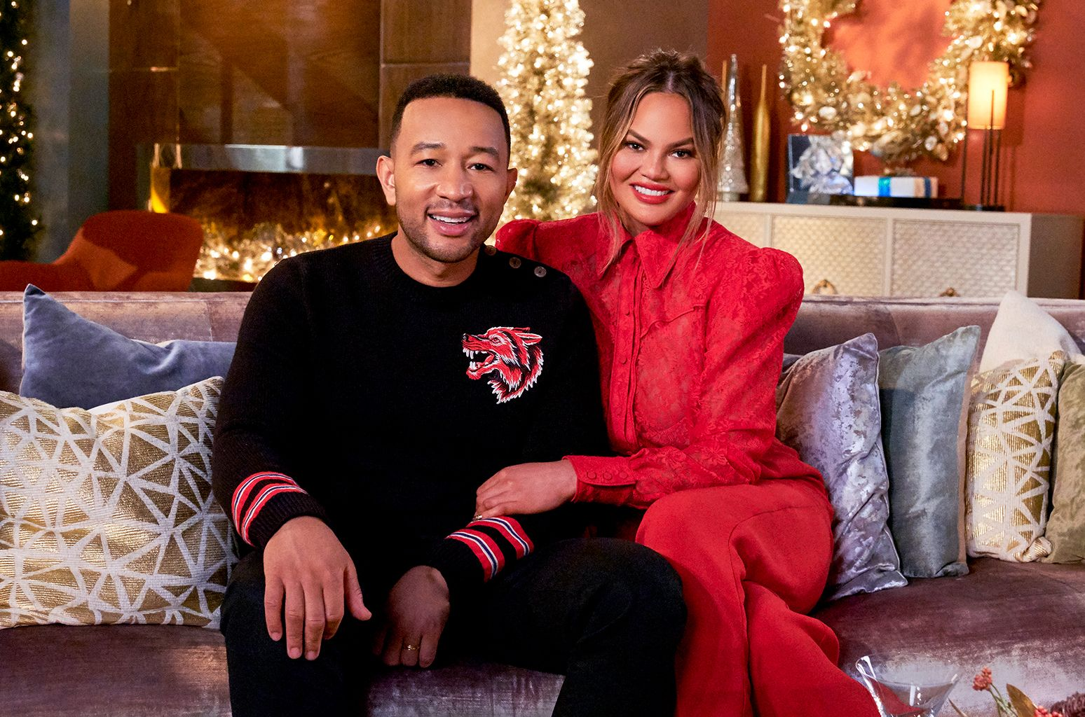 John Legend & Chrissy Teigen's 'A Legendary Christmas