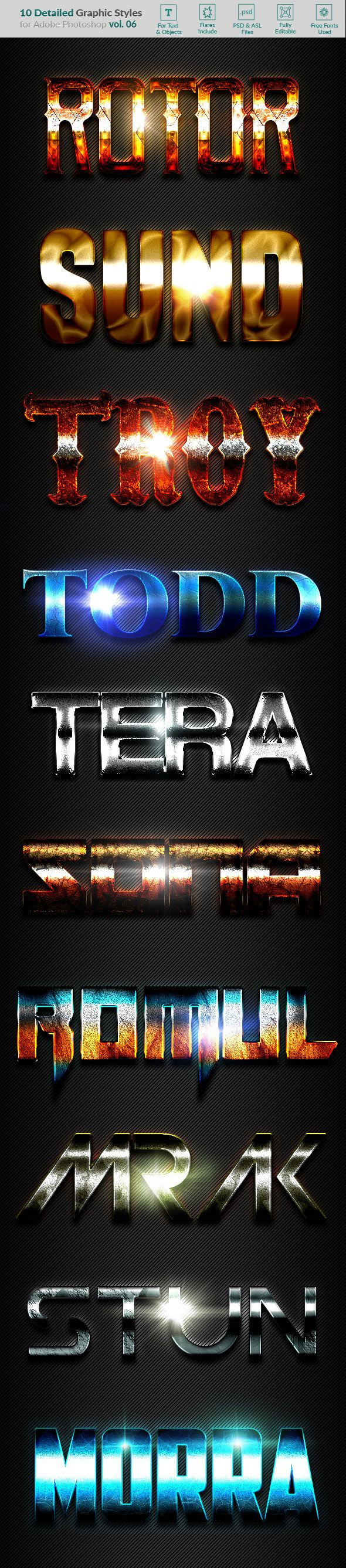 10 text effects vol 06 by infoptava pack containsd file l 06 by infoptava pack containsd file l file help file flares includes free font used links in fonts file in packageamerican captain publicscrutiny Gallery