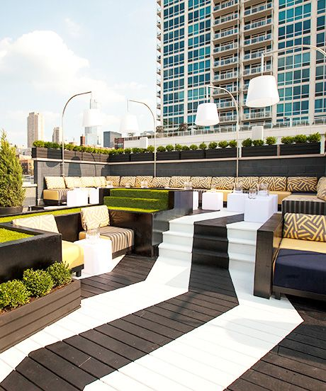 Terrace Garden Ideas In Hyderabad Kitchen For Your Rooftop: Chicago Rooftops-Best Places To Eat And Drink Alfresco