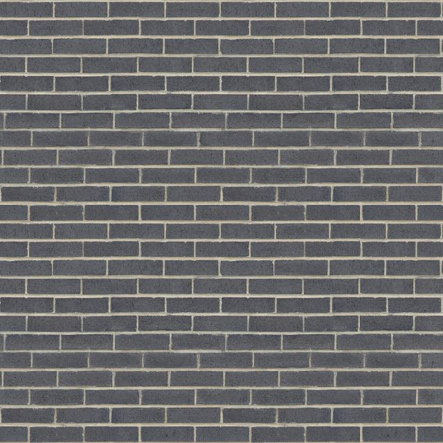 Tileable Grey Brick Wall Texture + (Maps)