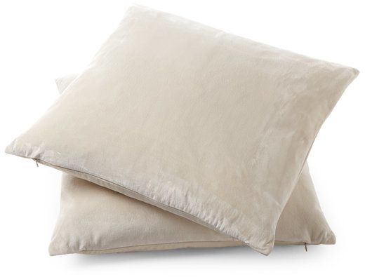 2 Pack Velvet Decorative Pillows Products