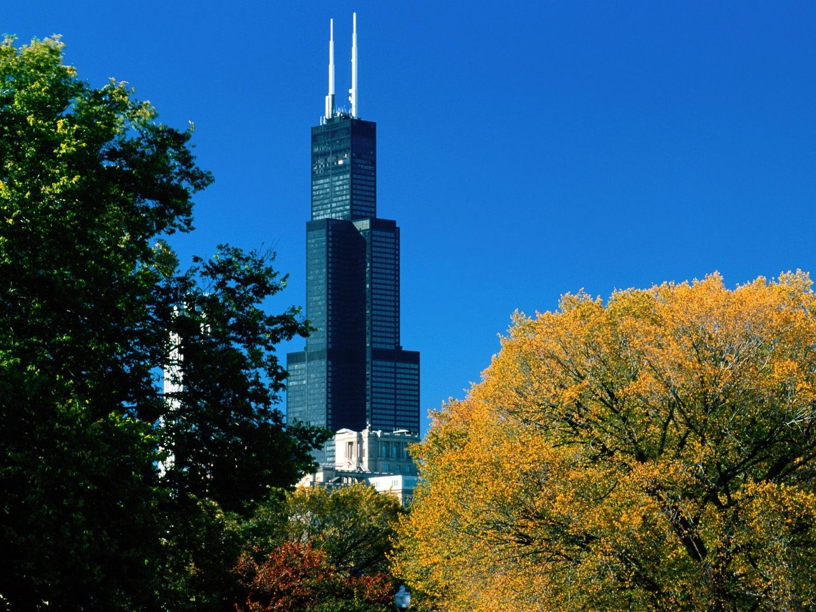 HD Wall Paper 1920X1080 Chicago | Chicago Sears Tower Illinois Fresh New HD Wallpaper Best Quality | HD ...