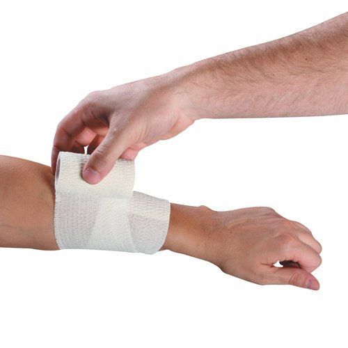 Cramer Wrap N Go For Quick Sterile Wound Coverage For