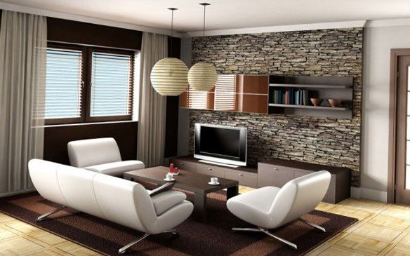 декоративна облицовка hol in 2018 Living Room, Bedroom, Living