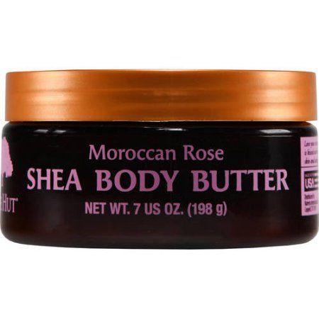 Tree Hut Moroccan Rose Shea Body Butter, 7 oz