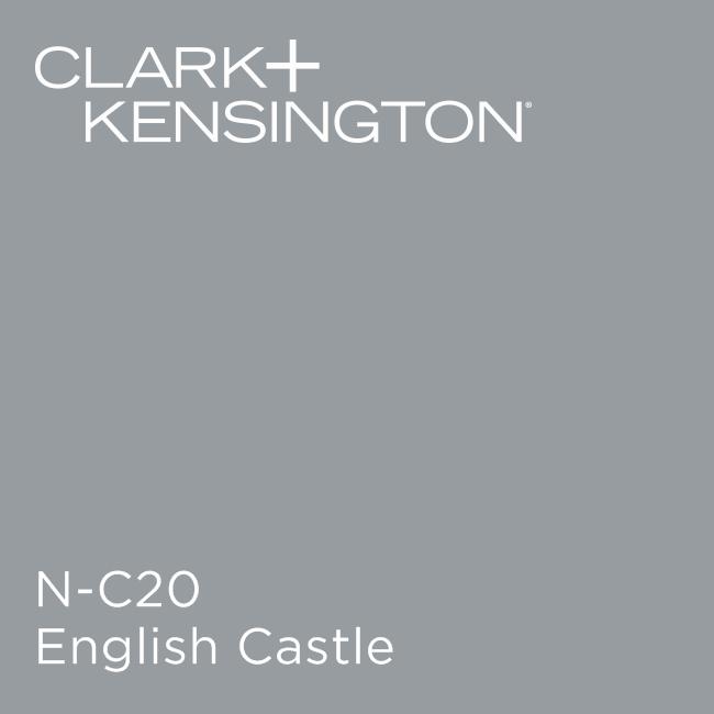 English Castle By Clark Kensington Exterior Paint Colors