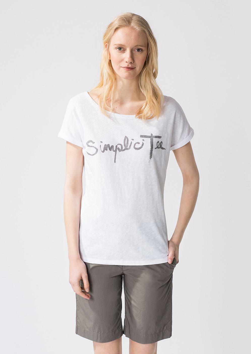 Ein besonderes Highlight, das von Jeff Bridges kreiertes T-Shirt mit smartem Front-Print. Locker abgestrickt in leichtem Oversized-Fit und mit einem angenehm weichen Material-Griff für ein hervorragendes Tragegefühl. Aus 100% Organic Baumwolle....