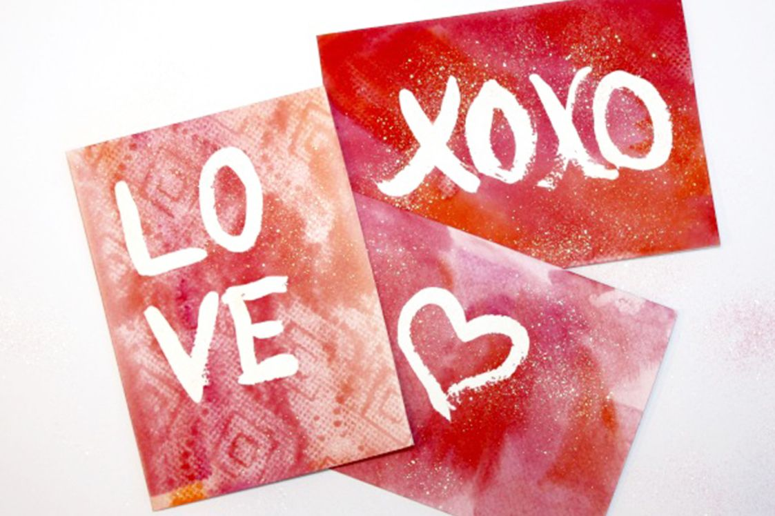 Diy watercolor cards project personalized stationary need to