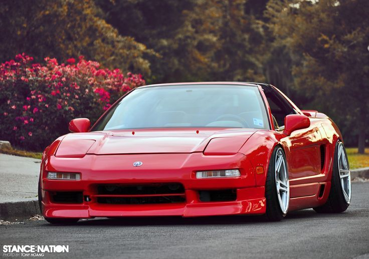 Honda NSX, The Car That Made The Supercar World Sit Up And Take Notice Of  Japan. Paved The Way For Generations Of Great Imports, From Supras To The  Current ...