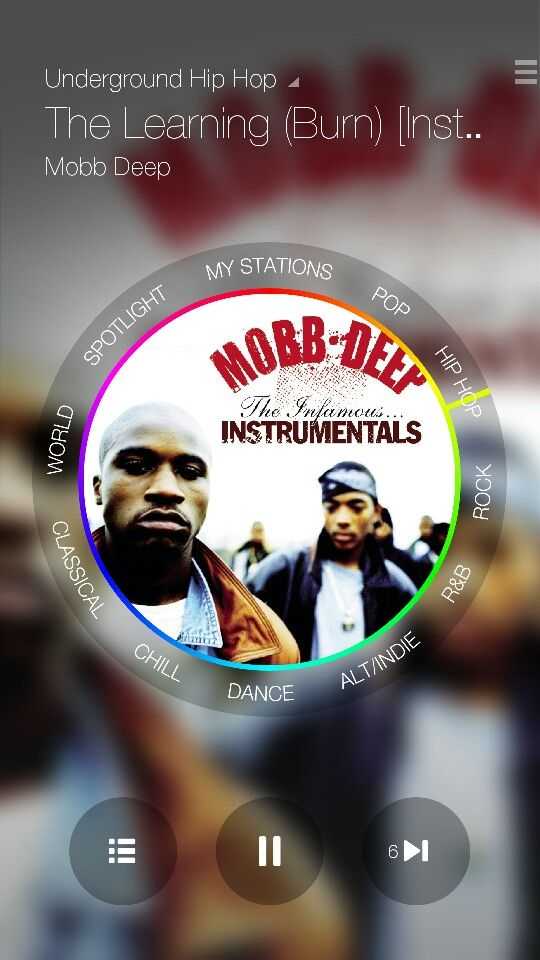 The Learning Burn Instrumental Mobb Deep Mobb Deep Underground Hip Hop Mobb