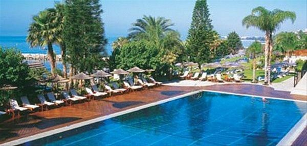Cyprus Amathus Beach Hotel Limassol Cyprus Beach Hotels