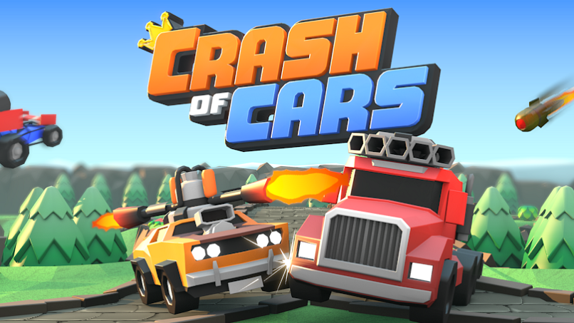 Crash Of Cars Hack Tool Cheats Unlimited Coins And Gems Game