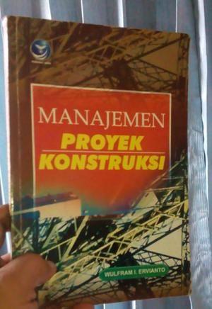 Manajemen konstruksi