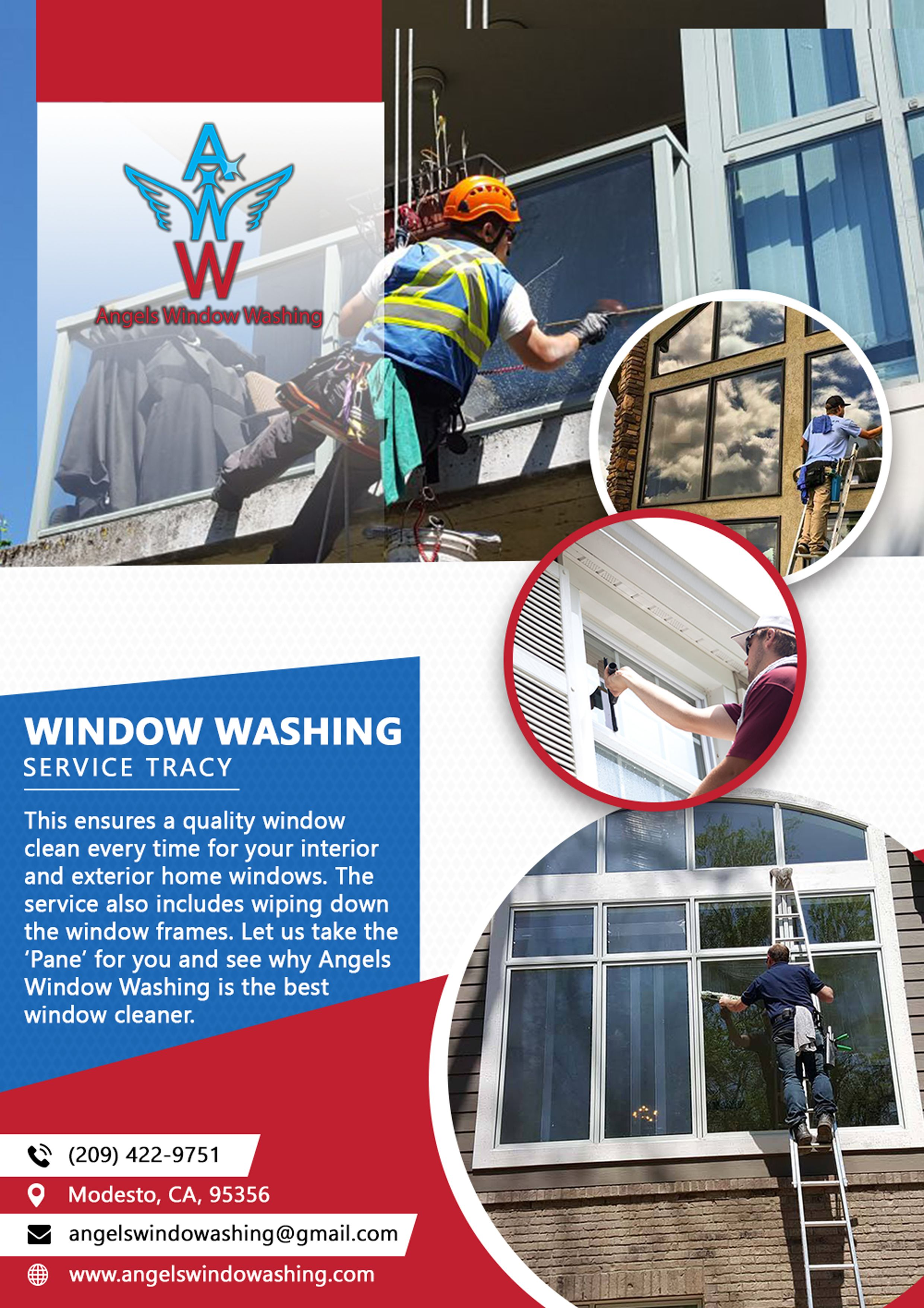 Window Washing Service Tracy Washing Windows Cleaning Gutters Window Cleaner