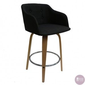 Sitting Pretty Furniture Magnum Swivel Stool Pretty Furniture