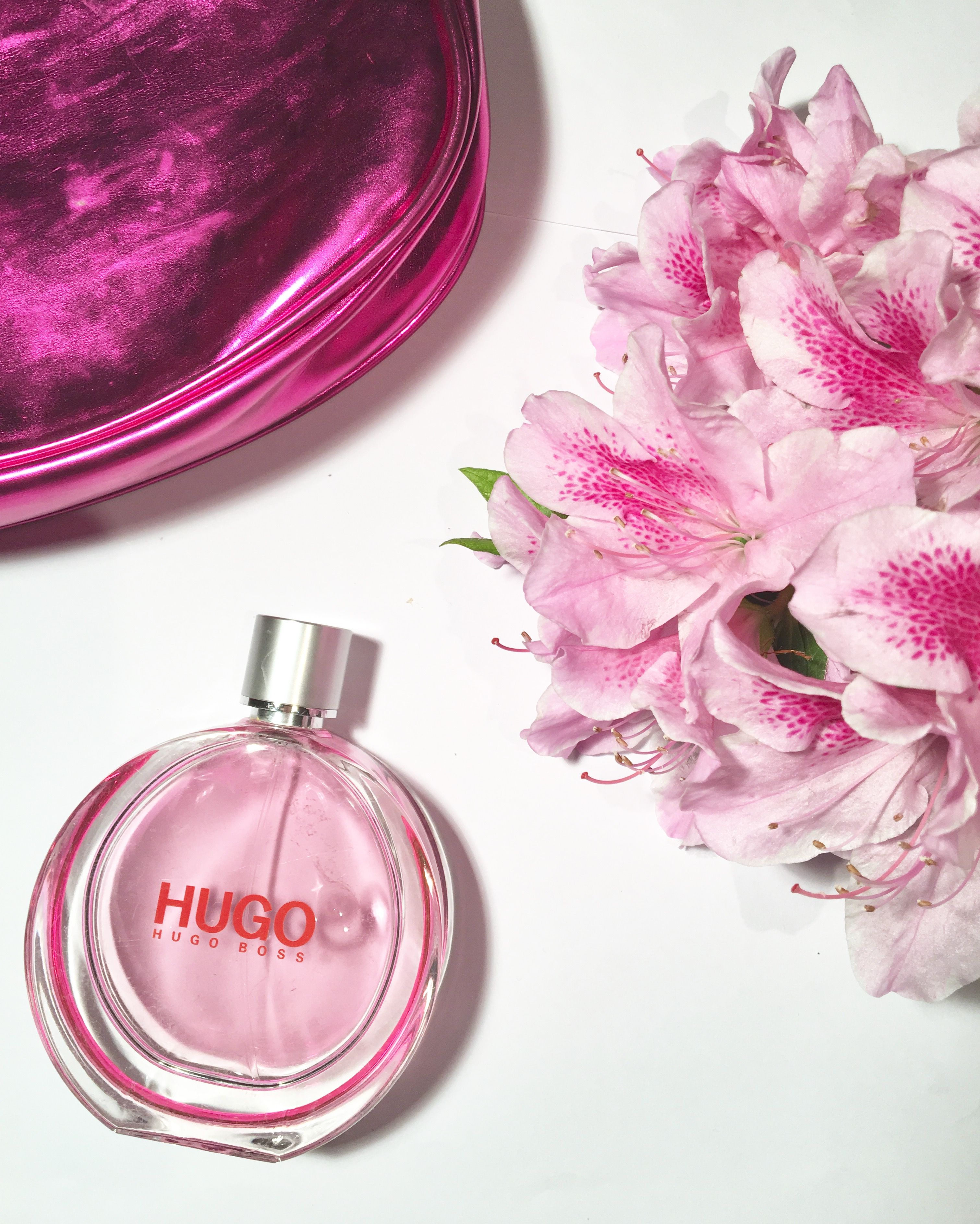 FRAGANCE Hugo Woman Extreme -Hugo Boss PINK POWER   LOVER 🌸 👛 💅🏼 🦄 🎀 0861611749